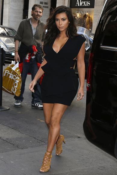 Best LBD Look: Kim Kardashian