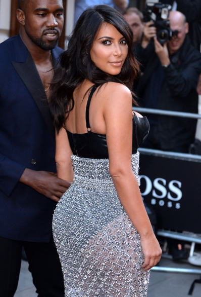 "Best ""Come Hither"" Stare: Kim Kardashian"