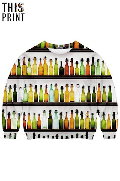 Bottle Sweatshirt
