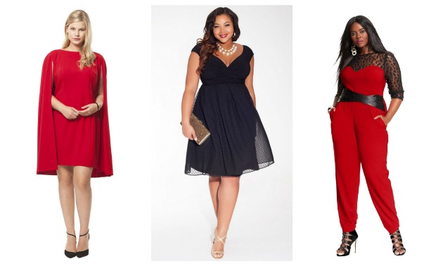 20 Holiday Looks Plus-Size Women Can Slay In
