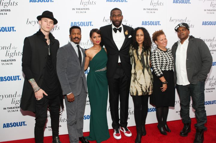 Machine Gun Kelly, Nate Parker, Gugu Mbatha-Raw, Amar'e Stoudemire (Producer), Gina Prince-Bythewood, Debra Lee, Reggie Rock Bythewood