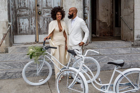A Couple Who Bikes Together