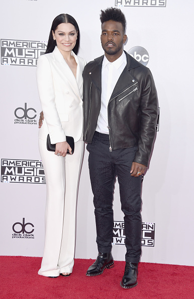 Jessie J & Luke James