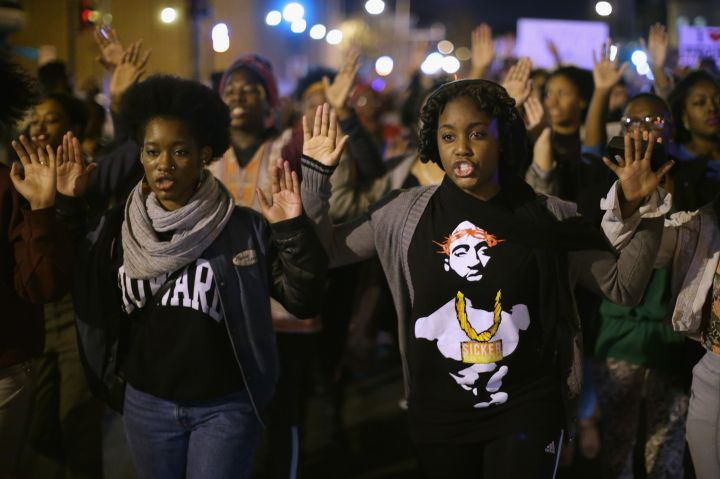 Nation Reacts To Ferguson Grand Jury's Decision