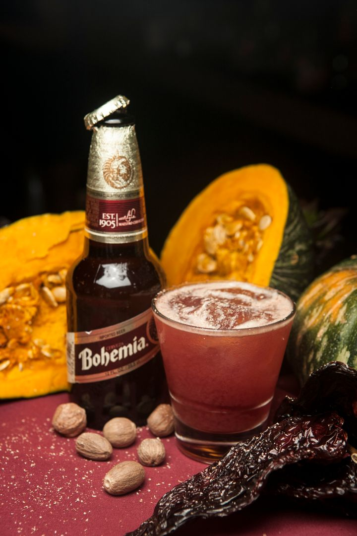 Spiced Bohemian