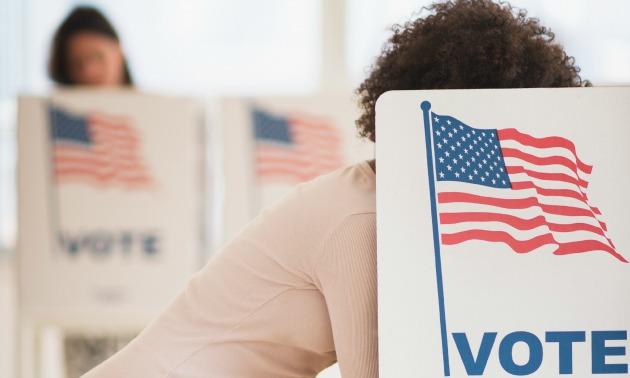 black-woman-vote