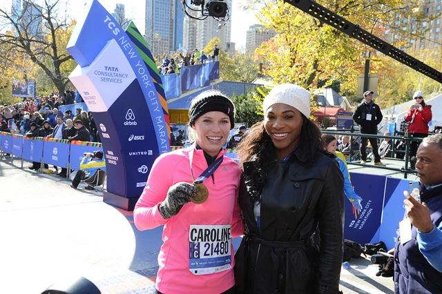 Caroline Wozniacki & Serena Williams