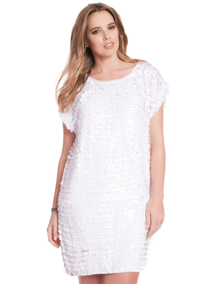 Eloquii Sequin Party Dress