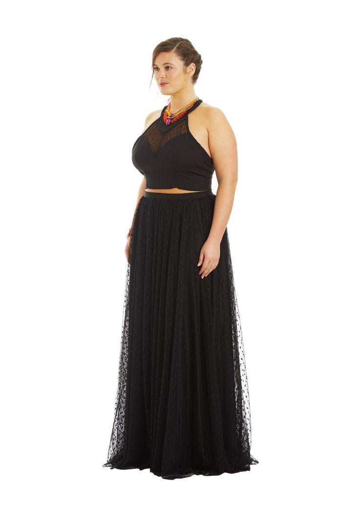 Fame & Partners Gloria 2-Piece Dress