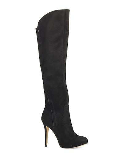 Knee High Heeled Boots