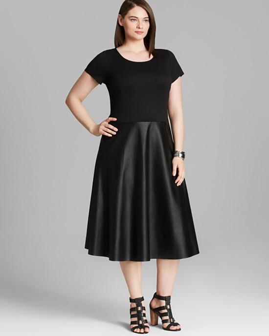 Lafayette 148 New York Plus Mirna Dress