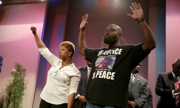 <> on August 17, 2014 in Ferguson, Missouri.