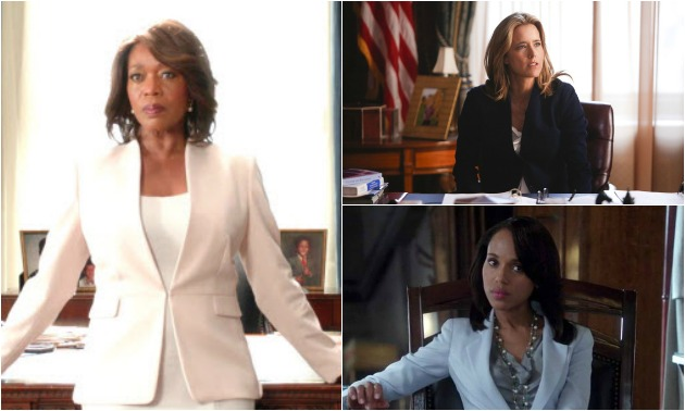 11 Most Powerful Women On TV