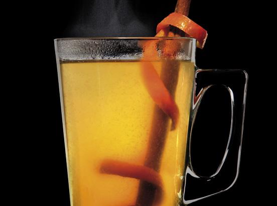 Honey Hot Toddy