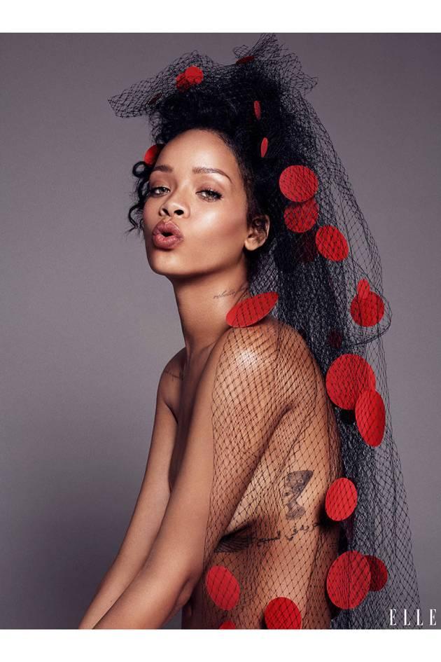 Rihanna Elle Magazine November Paola Kudacki