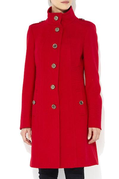 Red Funnel Jacket