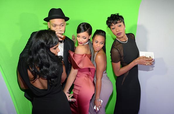 Rihanna & Friends