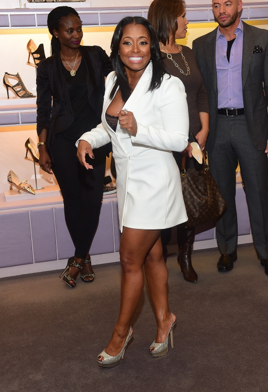 Jimmy Choo Cruise 2015 Collection Supporting Kamp Kizzy Foundation