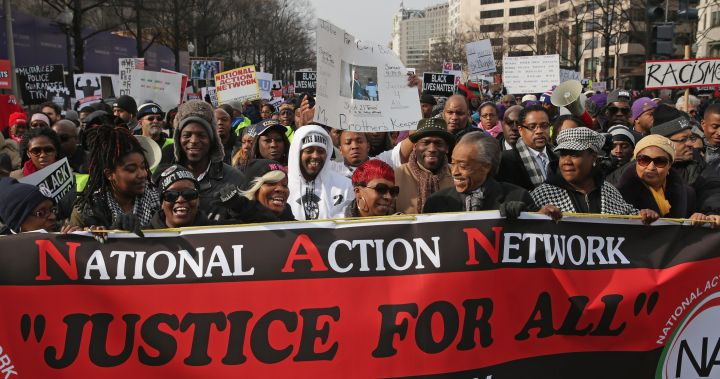 #MillionsMarch While Demanding #Justice4All
