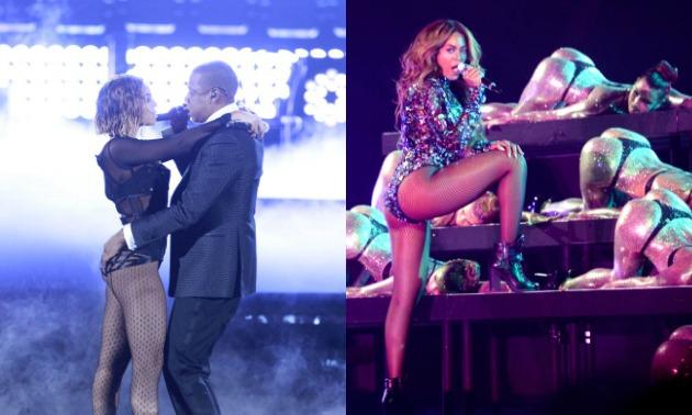 Beyonce At The Grammys and VMAs