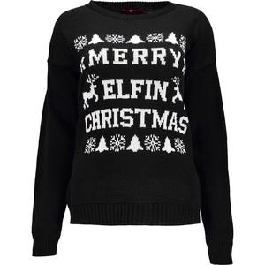 Merry Elfin Christmas Sweater