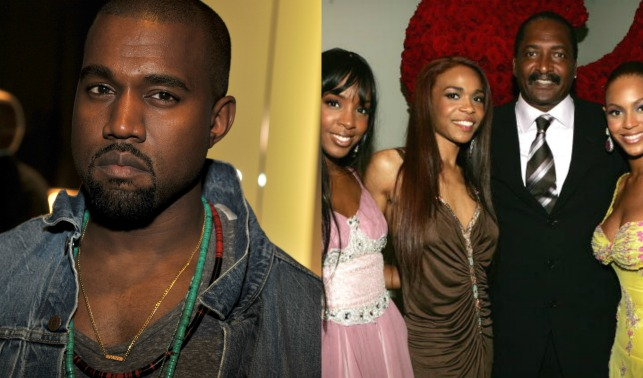 Kanye and Destiny's Child