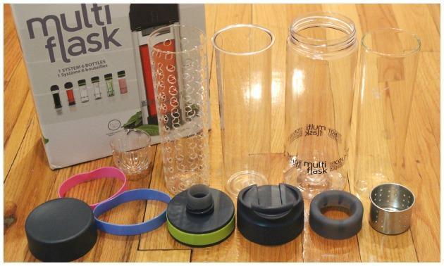 Multitask With Multi Flask