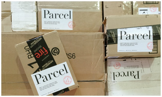 Pack Things Up With Parcel