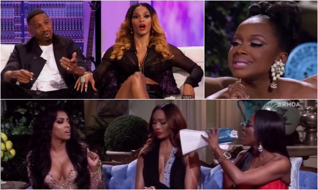 The 9 Most Ratchet Reality TV Moments Of 2014
