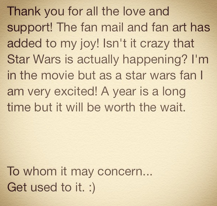 John Boyega Responds To Racist Star Wars Fans
