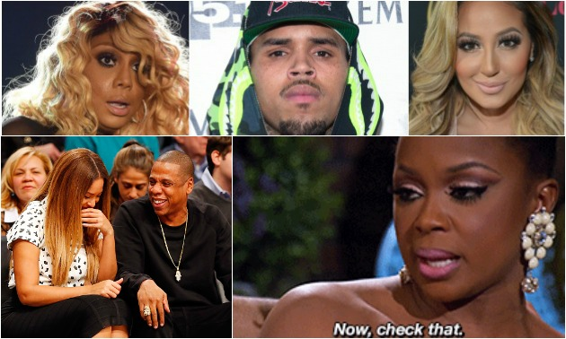 'Now Check That': The Shadiest Moments Of 2014