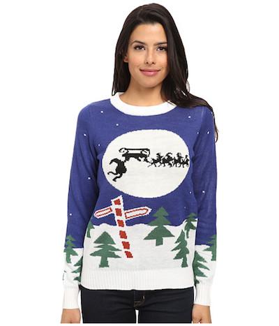 Runaway Sleigh Sweater