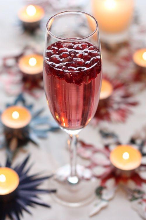 Voga Italia Pomegranate Sparkler