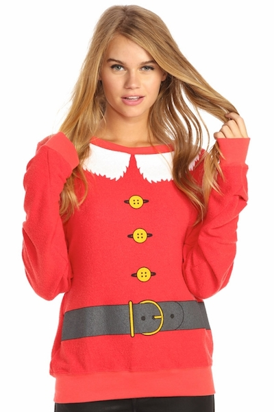 Santa Elf Sweater