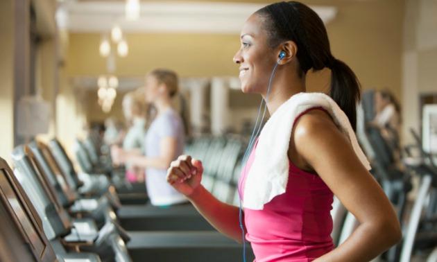 woman-treadmill
