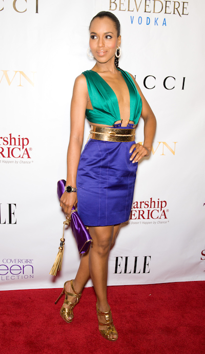 Kerry Washington attends the 2011 Mary J. Blige Honors Concert
