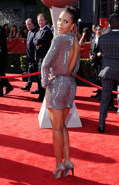 Kerry Washington attends the 2011 ESPY Awards