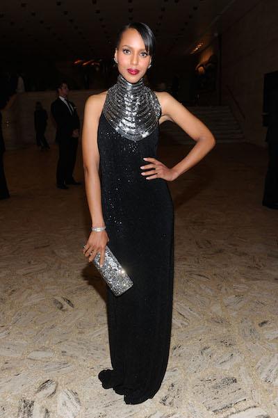 Kerry Washington attends An Evening with Ralph Lauren Hosted by Oprah Winfrey