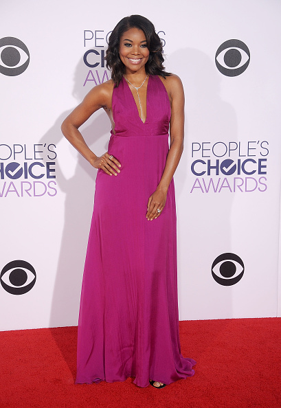 Gabrielle Union The 41st Annual People's Choice Awards - Arrivals