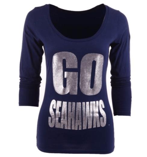 Go Seahawks T-Shirt