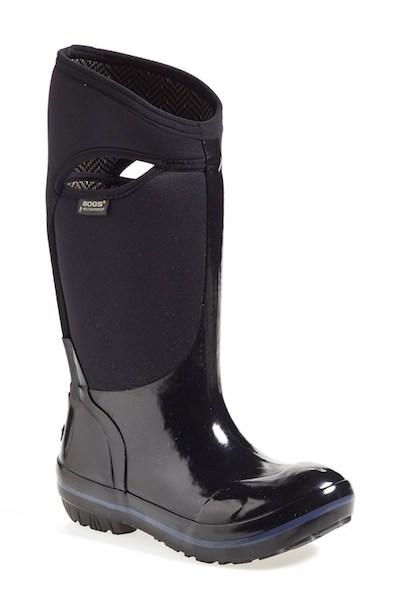 Tall Snow Boot