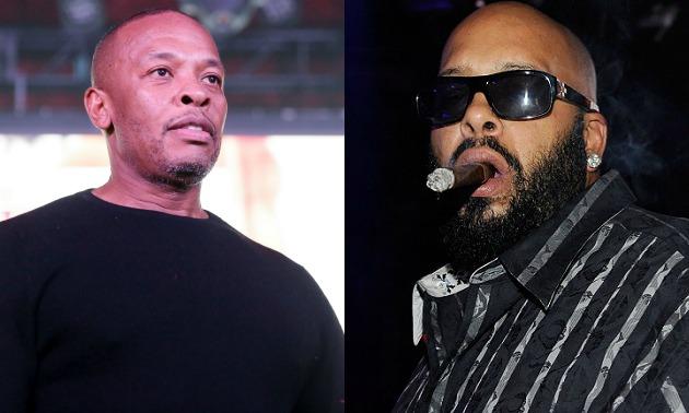 Dre & Suge Crop