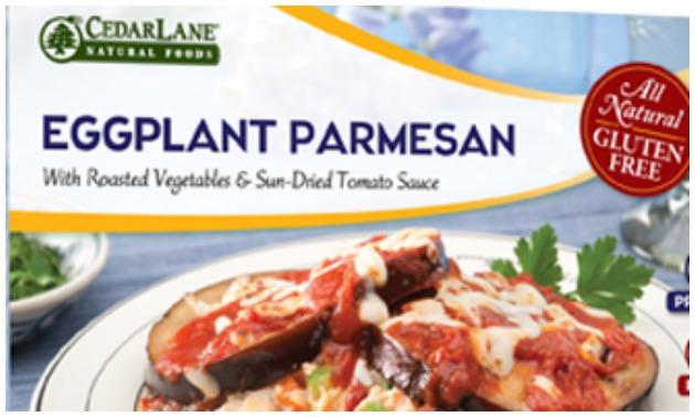 The Cedar Lane Eggplant Parmesan