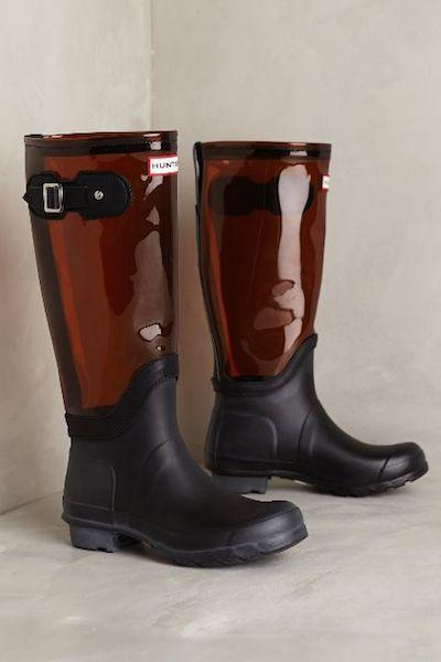 Translucent Boots