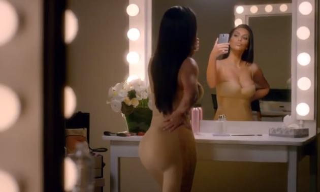 kim kardashian superbowl commercial
