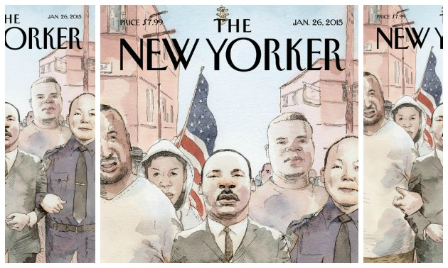 MLK-NewYorkerCover-EricGarner-TrayvonMartin-MichaelBrown-NYPDOfficerLiu-Crop