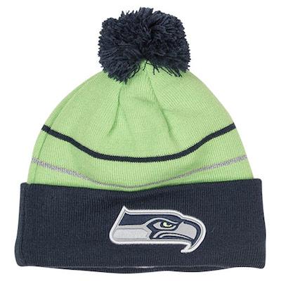 Seahawks Knit Hat