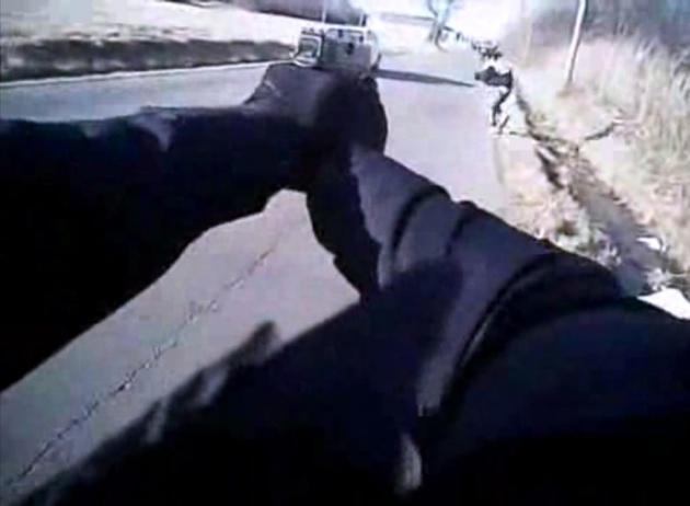 Oklahoma Cop Body Cam