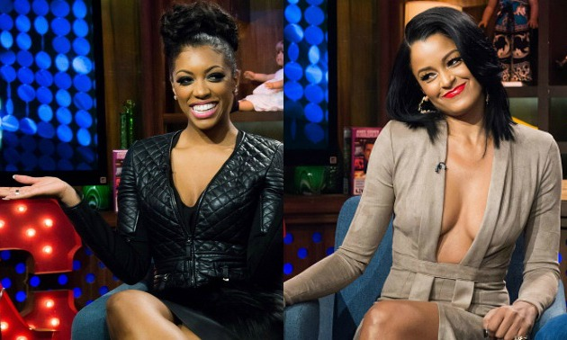 Porsha Vs. Claudia
