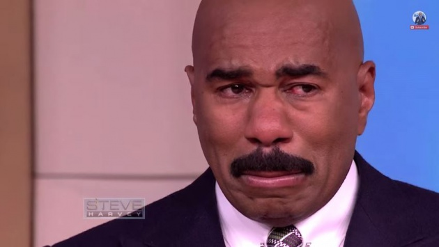 Steve-Harvey cry